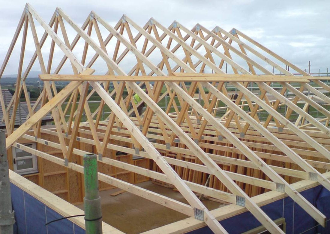 Timber Roof Frames 1 Timber Roof